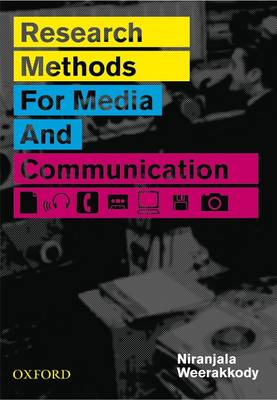 Research Methods for Media and Communications