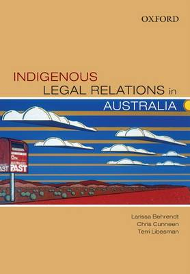 Indigenous Legal Relations In Australia