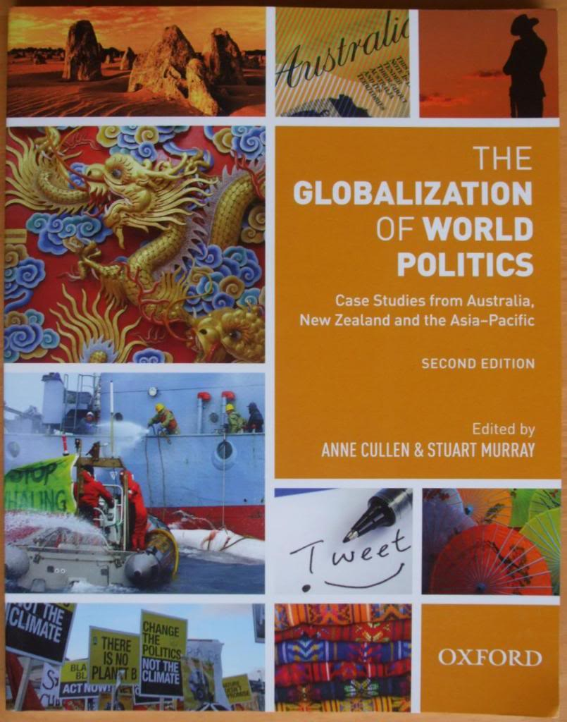 The Globalization Of World Politics: Case Studies From