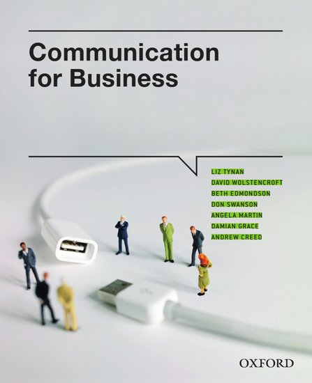 Communication in Business Ebook