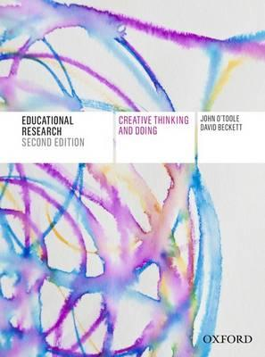 Educational Research: Creative Thinking and Doing (VitalSource eBook)
