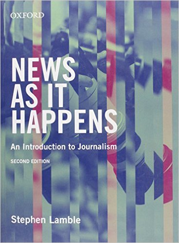 News as It Happens (VitalSource eBook)