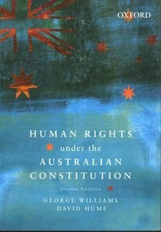 Human Rights under the Australian Constitution Ebook