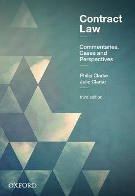 Contract Law: Commentaries, Cases and Perspectives