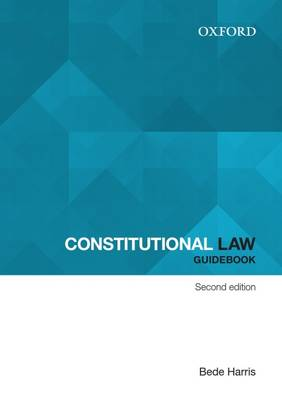 Constitutional Law Guidebook 2nd Edition