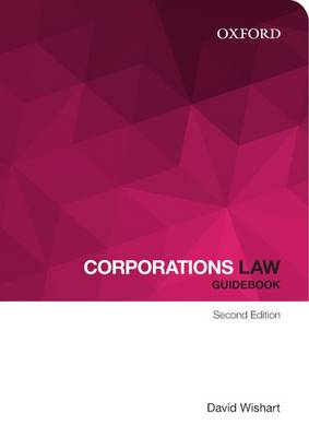 Corporations Law Guidebook 2nd Edition