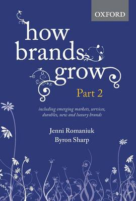 How Brands Grow: Emerging Markets, Services, Luxury Brands and Durables: Part 2