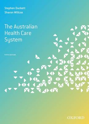 The Australian Health Care System Ebook