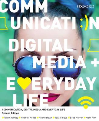 Communication, Digital Media and Everyday Life (VitalSource EBook)
