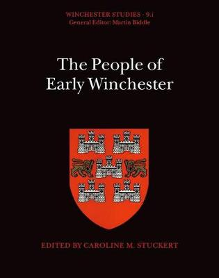 Winchester Studies 9.I: The People of Early Winchester
