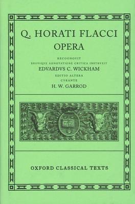 Horace Opera