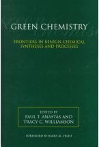 Green Chemistry: Frontiers in Benign Chemical Syntheses and Processes