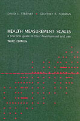 Health Measurement Scales 3ed