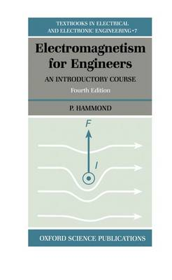 Electromagnetism for Engineers