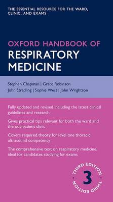 Oxford Handbook of Respiratory Medicine 3rd Edition