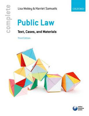 Complete Public Law: Text, Cases, and Materials