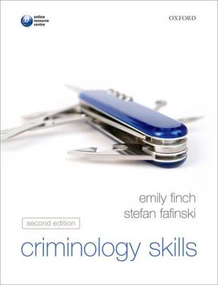 Criminology Skills 2nd Edition
