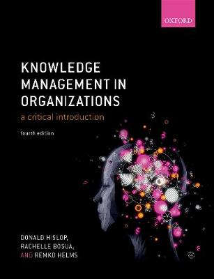 Knowledge Management in Organizations