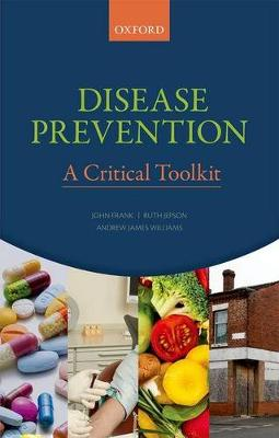 Disease Prevention A Critical Toolkit