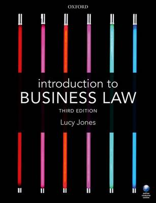 Introduction to Business Law 3rd Edition