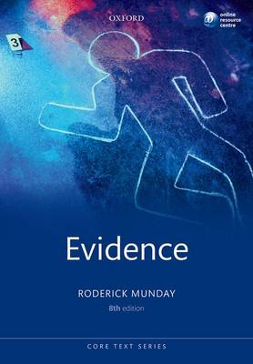 Evidence 8th Edition