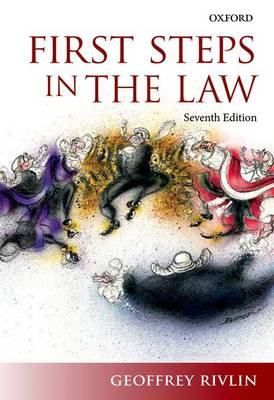 First Steps in the Law 7th Edition