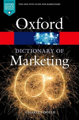 Oxford Dictionary of Marketing