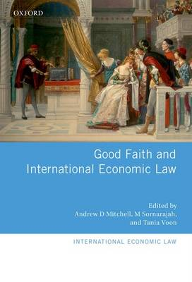 Good Faith and INTL Economic Law