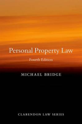 Personal Property Law 4th Edition