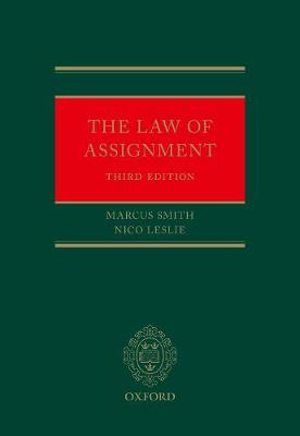 The Law of Assignment