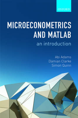 Microeconometrics and MATLAB: An Introduction