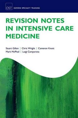 Revision Notes in Intensive Care Medicine