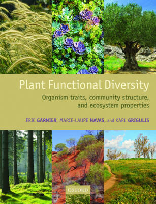 Plant Functional Diversity: Organism Traits, Community Structure and Ecosystem Properties