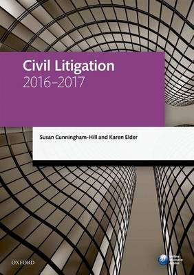 Civil Litigation 2016-2017