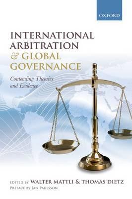 International Arbitration and Global Governance