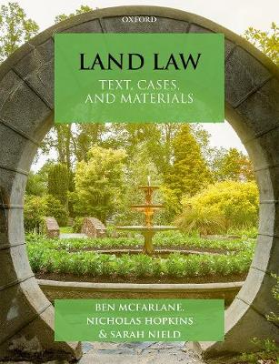 Land Law Text, Cases & Materials