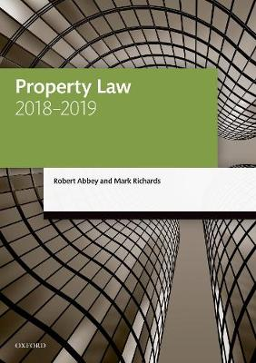 Property Law 2018-2019