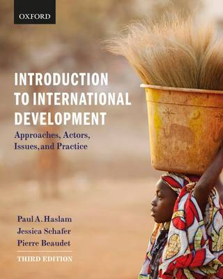 Introduction to International Development Approaches, Actors, and Issues