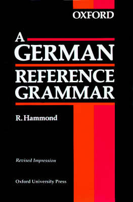 A German Reference Grammar