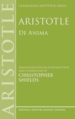 Aristotle: De Anima