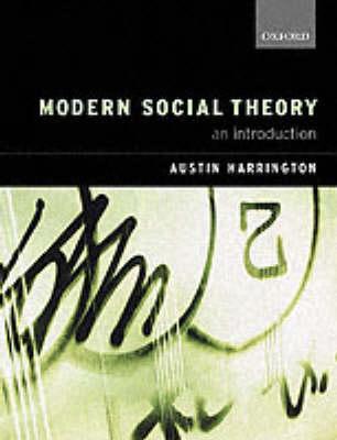 Modern Social Theory: An Introduction