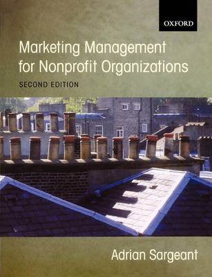 Marketing Management for Non-profit Organizations