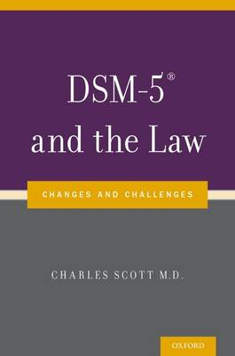 DSM-5RG and the Law