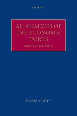 An Analysis of the Economic Torts