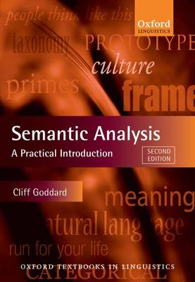Semantic Analysis 2E
