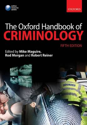 The Oxford Handbook of Criminology