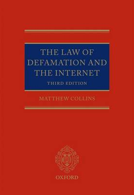 Law of Defamation and the Internet