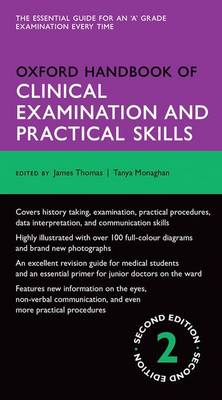 Oxford Handbook of Clinical Examination and Practical Skills 2nd Edition