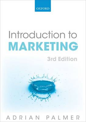 Introduction to Marketing: Theory and Practice