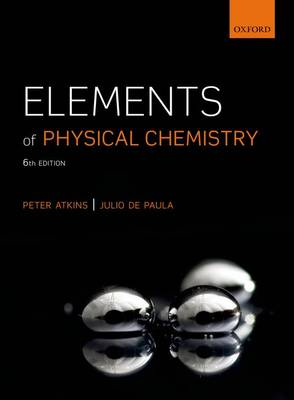 Elements of Physical Chemistry 6th Edition
